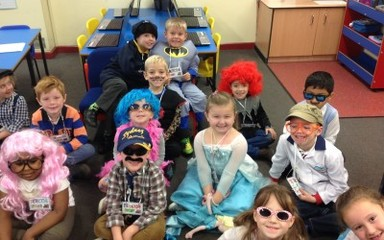 Year 1: Detective Day – come in disguise!