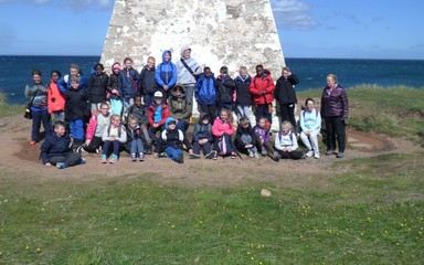 Year 5 Explore Holy Island