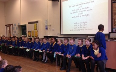 Year 3 Collective Worship Friday 30th January 2015
