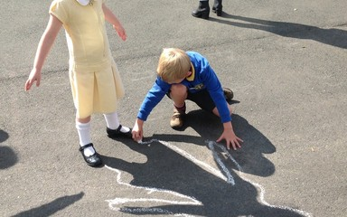 Sir Charlie Stinky Socks and a Very Sneaky Shadow!