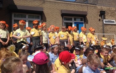 Transition Week Celebration July 2015