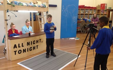 Fantastic Film makers Year 6