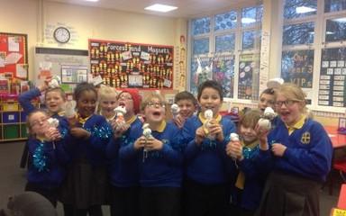 Snowmen Multiplication!