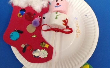 Key Stage 1 Christmas Crafts