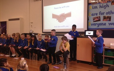 Year 3 Collective Worship: Friday 12th February 2016