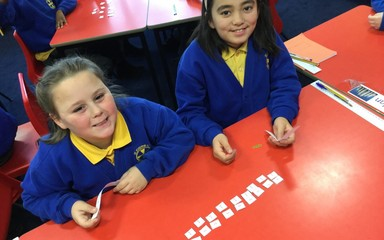 Fraction Fun in Year 4!