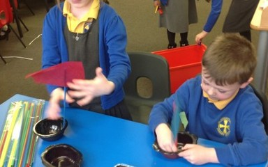 Science Day in Year 1