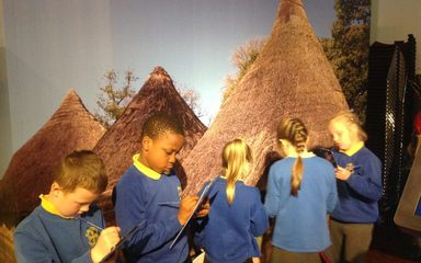 Prehistory in Year 3!