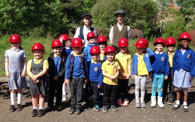 Year 1 enjoy Beamish Museum