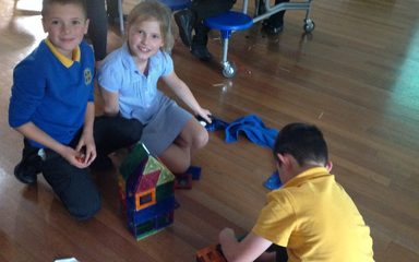 NowHaus Session 2 with Year 4 and CHALK