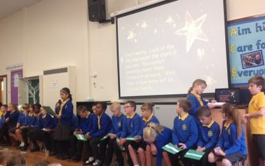 Year 4 Collective Worship: Friday 23rd September