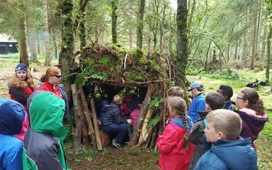 Den Building at Hawkhirst