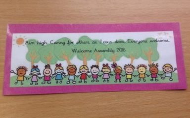 Year 6 and Reception Class Welcome Assembly: Friday 14th October 2016