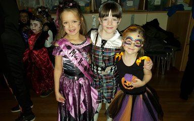 Spooky Halloween Disco
