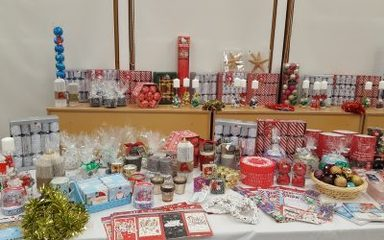 Christmas Fair raises over £2000