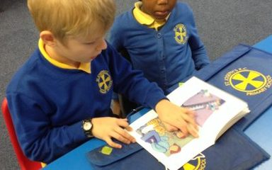 We love Reading!