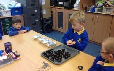Mini Chocolatiers!
