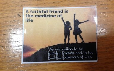 Year 5 Collective Worship Friday 4th November 2016