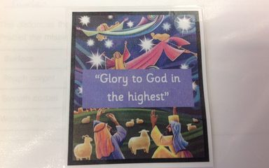 Second Advent Liturgy: Friday 9th December 2016