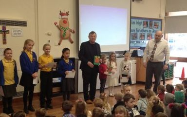 Congratulations to our budding artists
