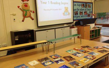 Year 1 Reading Inspire