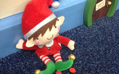 We Are Having Trouble With Our Elf!
