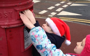 Letters to Santa!