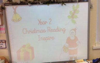 Year 2 Reading Inspire