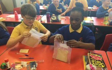 Year 6 Science Microbes Investigation