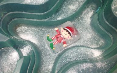 Our Frozen Elf!
