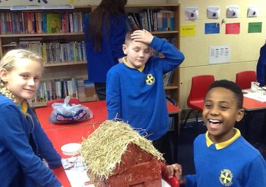Our completed Anglo-Saxon homes