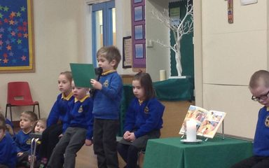 Collective Worship: Friday 10th February 2017 led by Reception Class