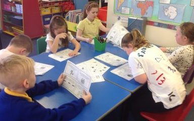 Year 2 celebrate World Maths Day