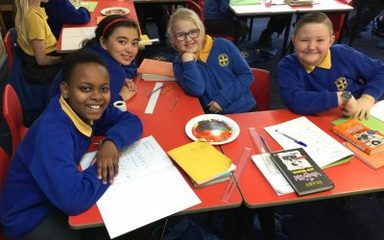 Year 5's Adventures on Science Day