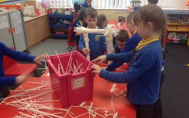 Science day in Year 3