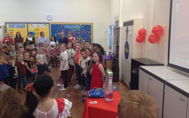 Year 3 Red Nose Day Collective Worship