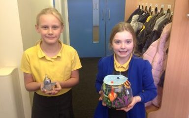 Our Easter Winners
