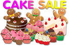 Cake Sale on Tuesday 11th April 2017