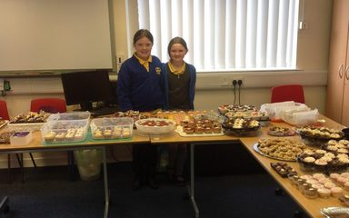 Cake Sale Success