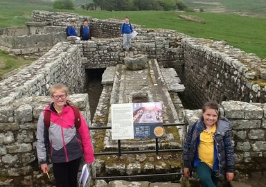 Housesteads Educational Visit for Year 4