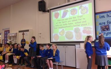 Year 5 Collective Worship: Friday 12th May