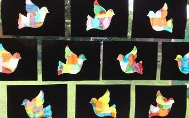 Pentecost Doves