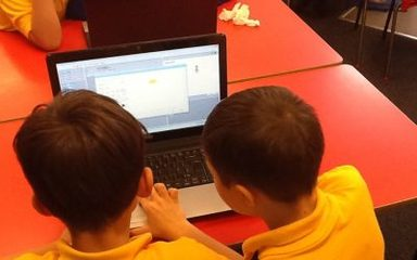 Creations using Scratch