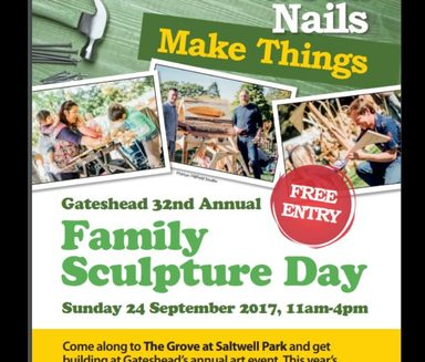 Family Sculpture Day 2017