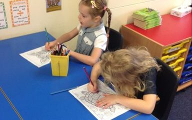 A well earned 'day-off' in school