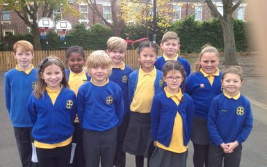 School Council Meeting 13th October 2017