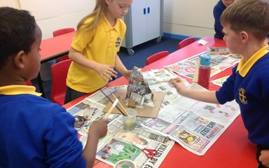 Volcanoes in the making