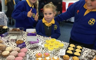 MacMillan Coffee Morning raises £432.01