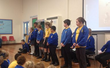 Year 5 Collective Worship