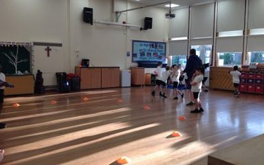 Year 2 Cricket Sessions